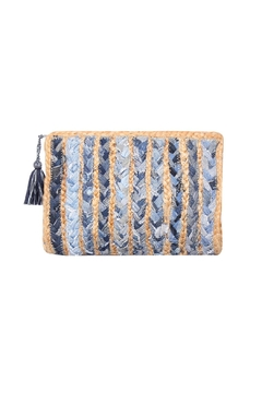 Shoptiques Product: Jute Clutch