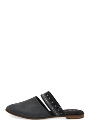 TOMS Jutti Leather Mule - Front full body