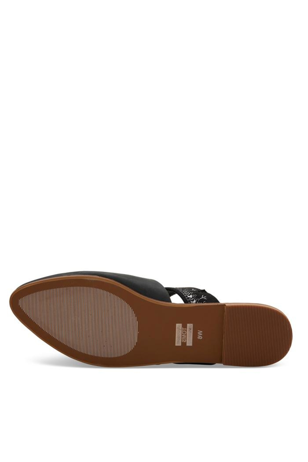 TOMS Jutti Leather Mule - Side Cropped Image