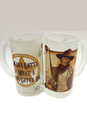 Mid-South Products JW Beer Stein - Front cropped