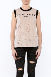 JW Designs NY Tank Top - Side cropped