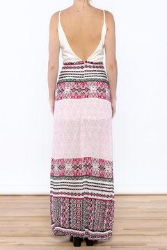 JW Designs Printed Maxi Dress - Alternate List Image
