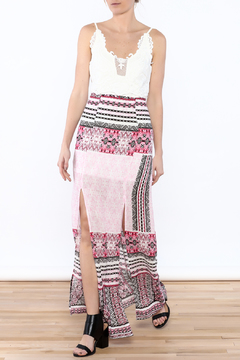 JW Designs Printed Maxi Dress - Product List Image