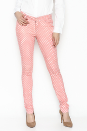 JW Maxx Polka Dot Pants - Product Mini Image