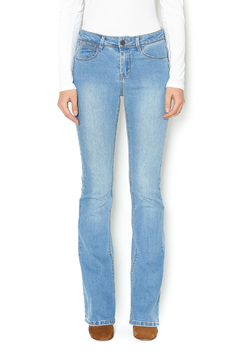 JW Signature Light Flare Jeans - Product List Image