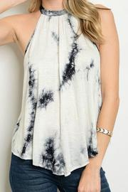 JW Designs Open-Back Tiedye Top - Product Mini Image