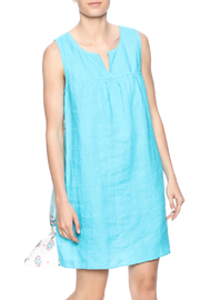 Johnny Was Linen Patchwork Dress - Product Mini Image