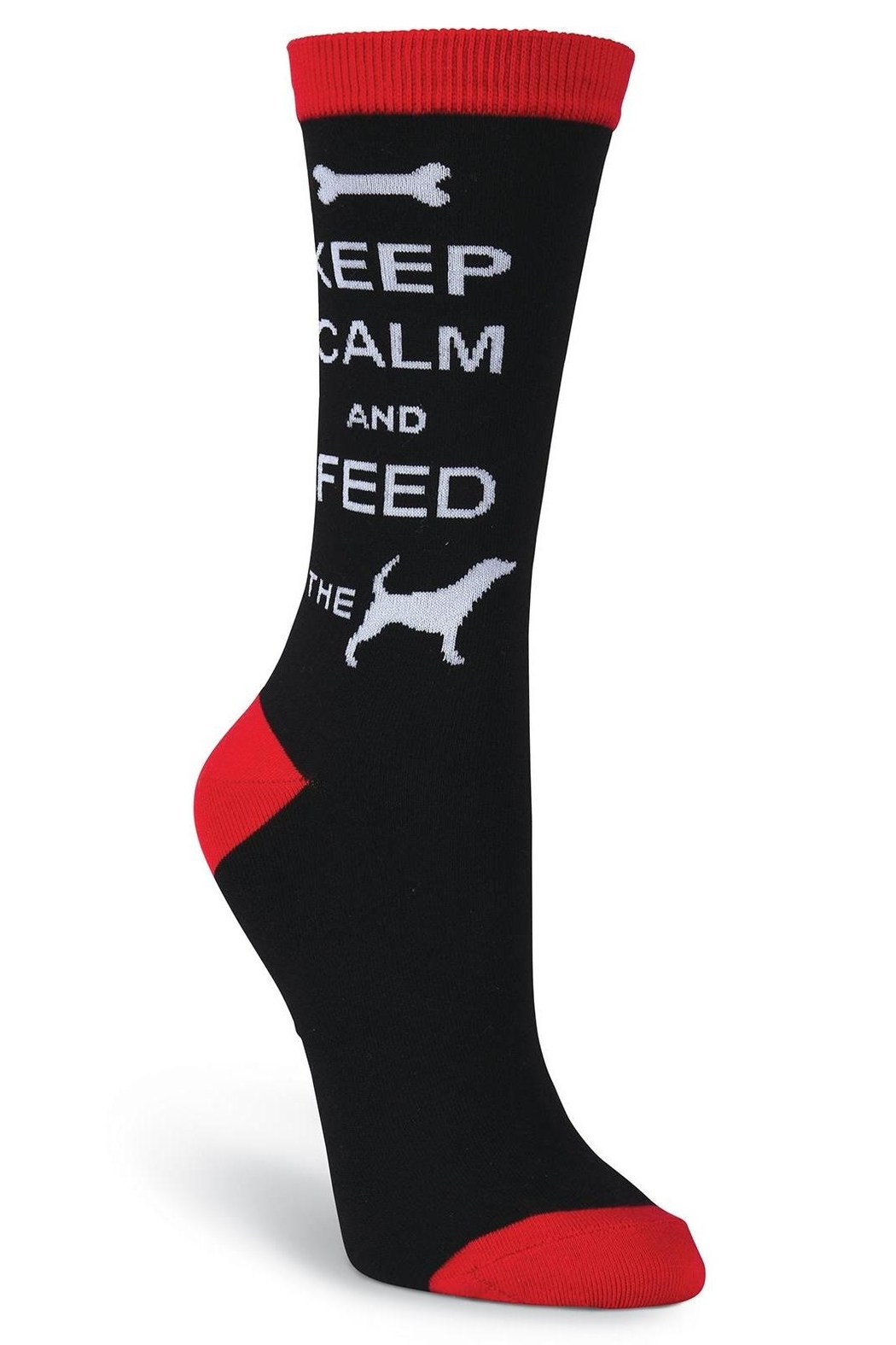 K. Bell Socks Feed Dogs Socks - Main Image