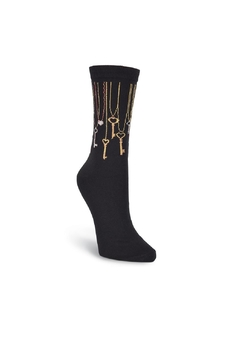 Shoptiques Product: Key Socks