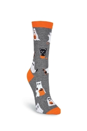 K. Bell Socks Trick Treat Pet Socks - Product Mini Image