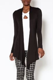 k.fisk Essential Long Sleeve Cardigan - Product Mini Image