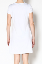k.fisk Perfect Tee Dress - Back cropped
