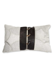 K&K Interiors Hide Rectangle Pillow - Product Mini Image