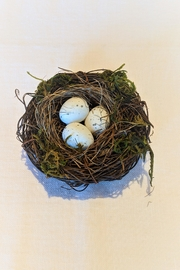 K&K Interiors Miniature Nest Eggs - Product Mini Image