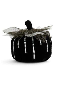 Shoptiques Product: Small Velvet Pumpkin