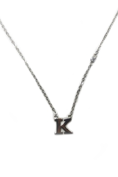 Shoptiques Product: K+rhinestone Necklace