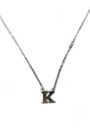 Lets Accessorize K+rhinestone Necklace - Product Mini Image