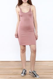 Shoptiques Product: Bodycon Tank Dress - Front full body
