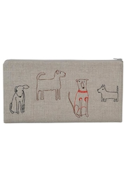 K Studio Home Embroidered Dog Pouch - Product Mini Image