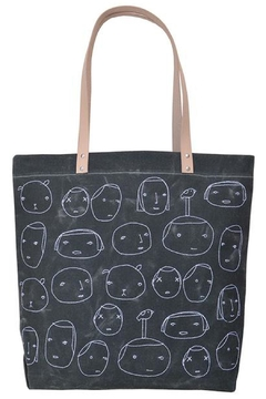 Shoptiques Product: Embroidered People Tote
