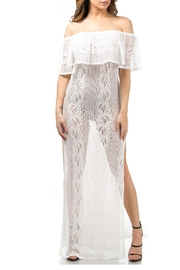 K too Lace Maxi Dress - Product Mini Image