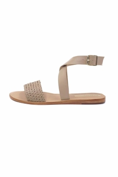 Kaanas Fortaleza Braided Sandals - Product List Image