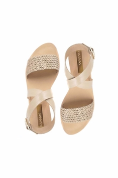 Kaanas Fortaleza Braided Sandals - Alternate List Image