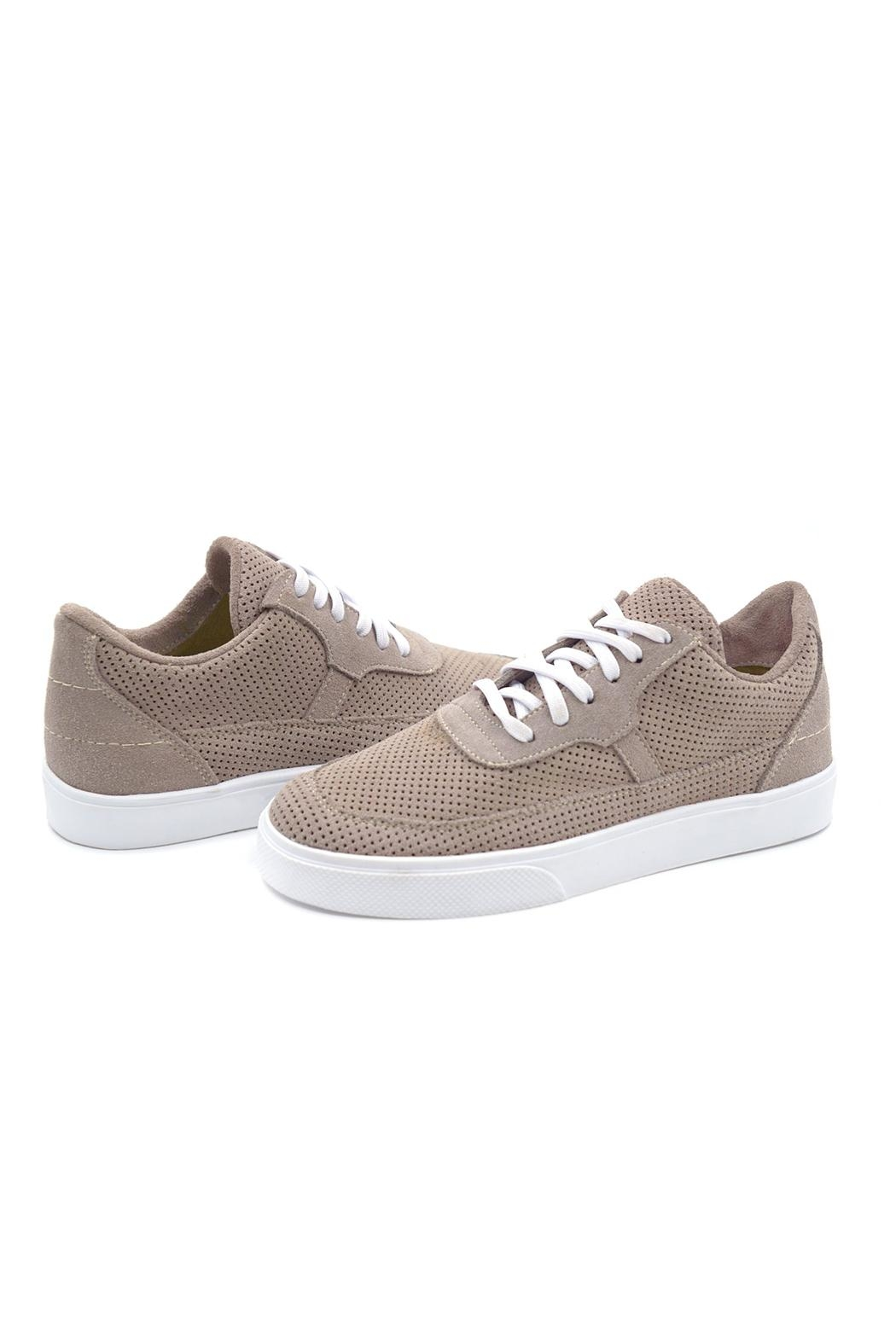Kaanas Gibson Mauve Sneaker - Front Full Image