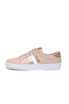 Kaanas Metallic Blush Sneaker - Product List Image