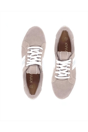 Kaanas Leather Athletic Shoe - Front full body