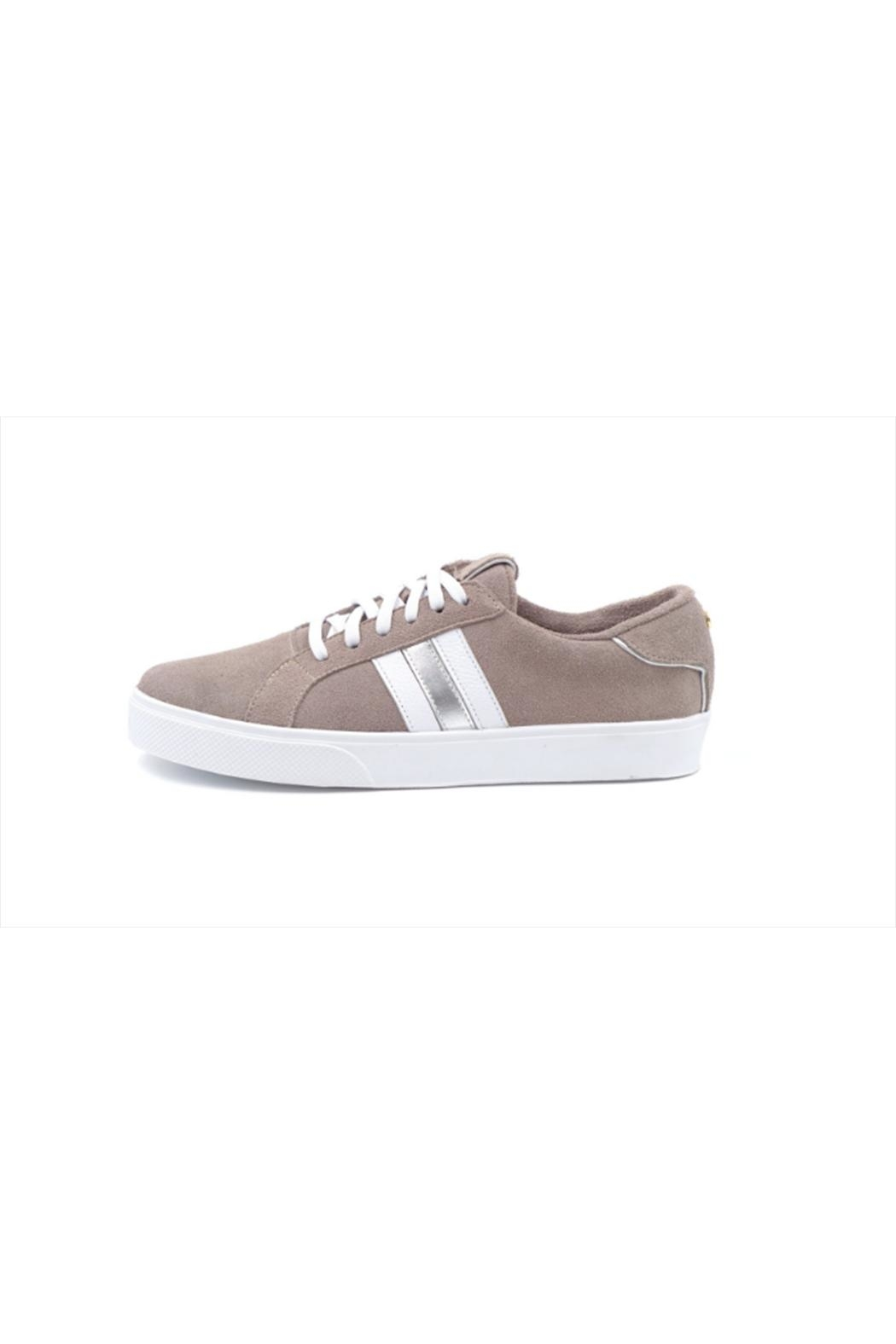 Kaanas Leather Athletic Shoe - Main Image