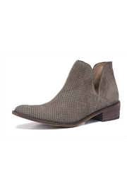 Kaanas Thar Taupe Booties - Product Mini Image