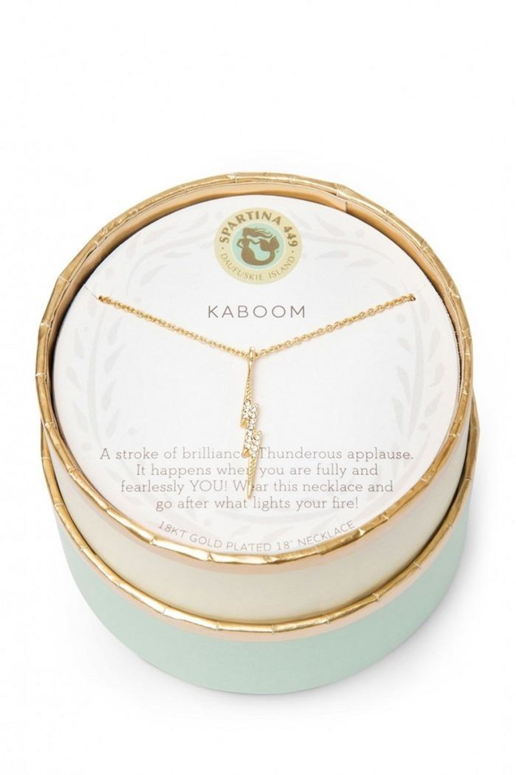 Spartina 449 Kaboom Necklace - Front Full Image