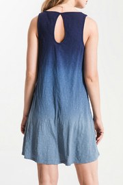 White Crow Kacey Ombre Swing Dress - Side cropped