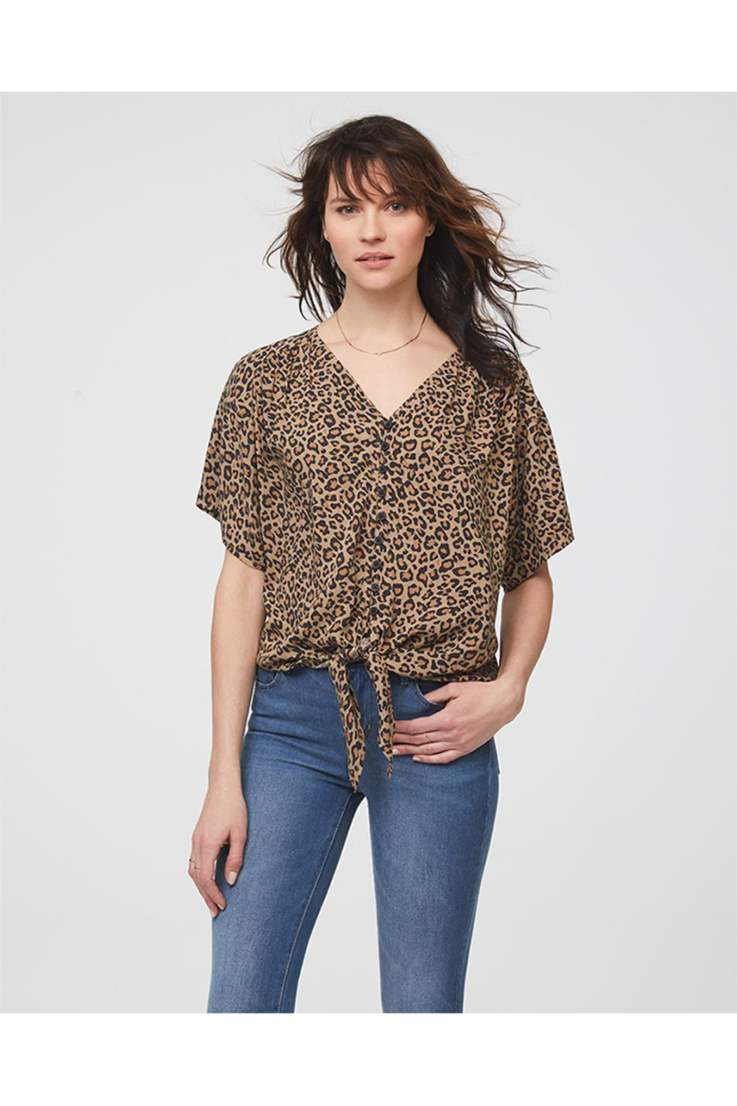 Beach Lunch Lounge Kada Blouse - Main Image