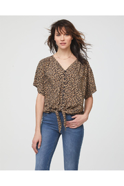 Beach Lunch Lounge Kada Blouse - Front cropped