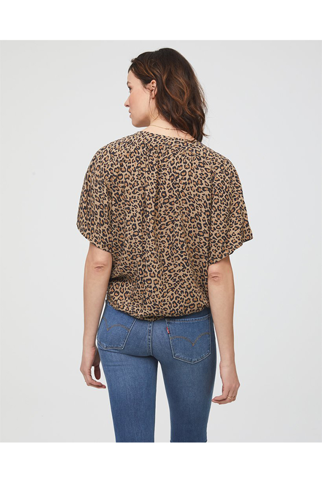 Beach Lunch Lounge Kada Blouse - Front Full Image
