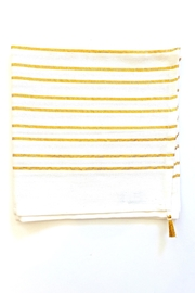 KAF Home Metallic Stripe Napkin - Product Mini Image