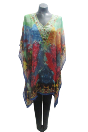 Indian Tropical KAFTAN - Product Mini Image