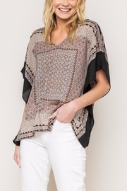 Mystree Kaftan Top - Front cropped