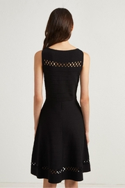 French Connection Kai Flare Dress - Front full body