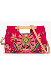Spartina 449 Kaia Floral Clutch - Product Mini Image