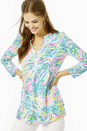 Lilly Pulitzer  Kaia Knit Tunic Top - Product Mini Image