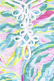 Lilly Pulitzer  Kaia Knit Tunic Top - Other