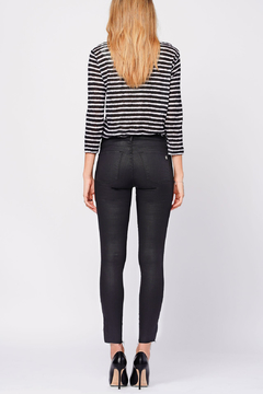 Black Orchid Denim Kaia Split Zip Ankle Fray - Alternate List Image