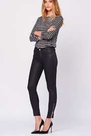 Black Orchid Denim Kaia Split Zip - Product Mini Image
