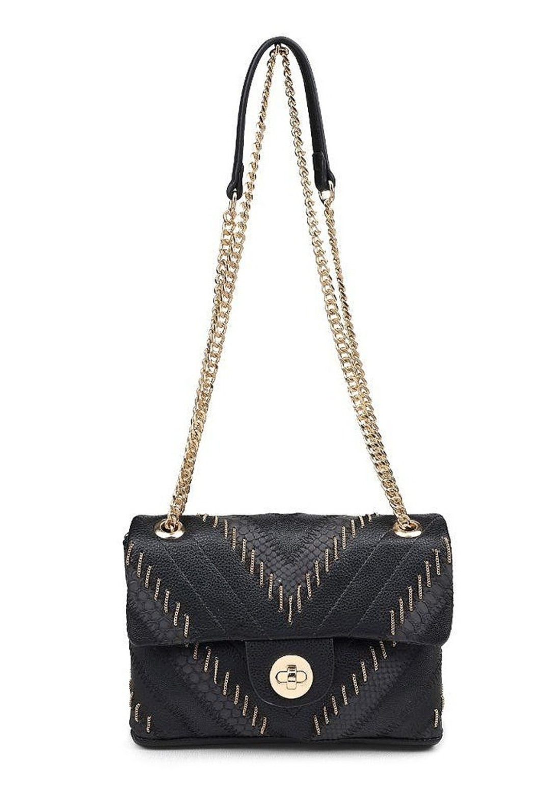 Urban Expressions Kaiden Crossbody - Front Cropped Image