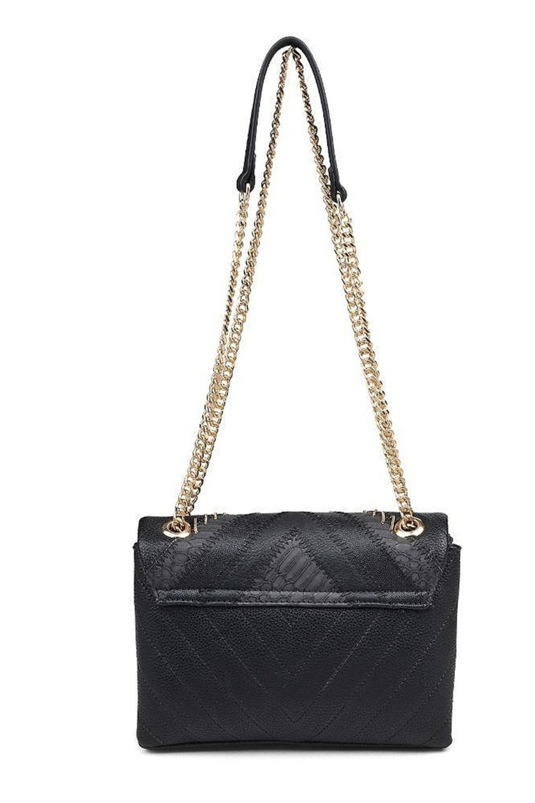 Urban Expressions Kaiden Crossbody - Side Cropped Image