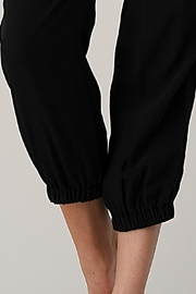 Kaii Sleeveless Loose Fit Jogger Styles Jumpsuit - Side cropped