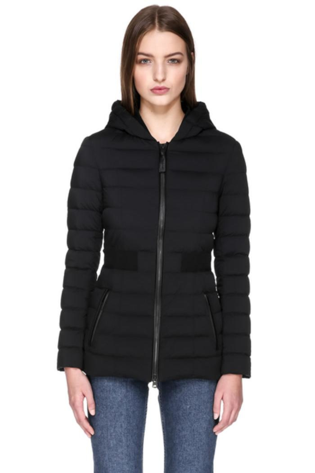 Mackage Kaila Light-Down Jacket - Front Cropped Image